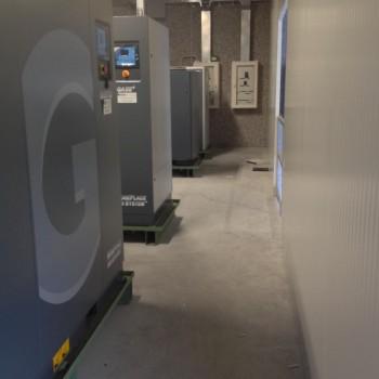 Sala compressori