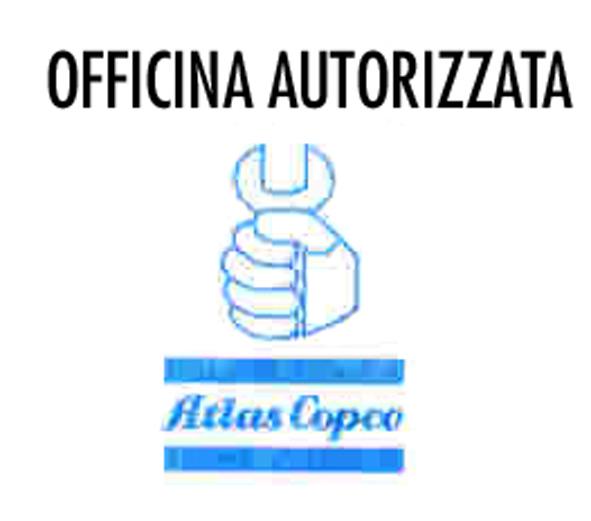 Logo officina autorizzata Atlas Copco