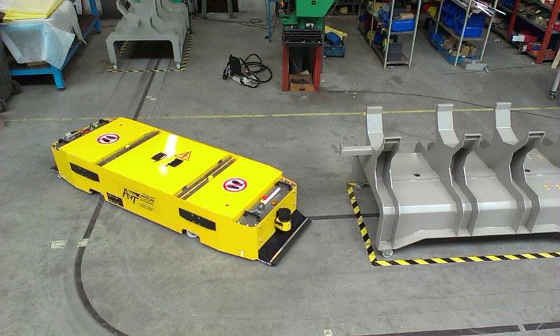 robot AVT-europe