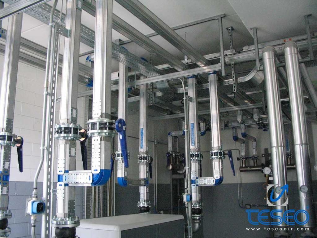 Impianti alluminio