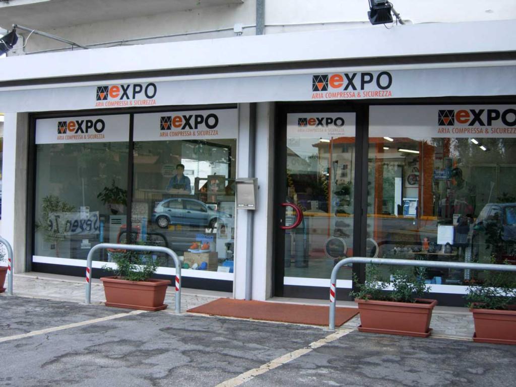 Esterno Expo Oderzo