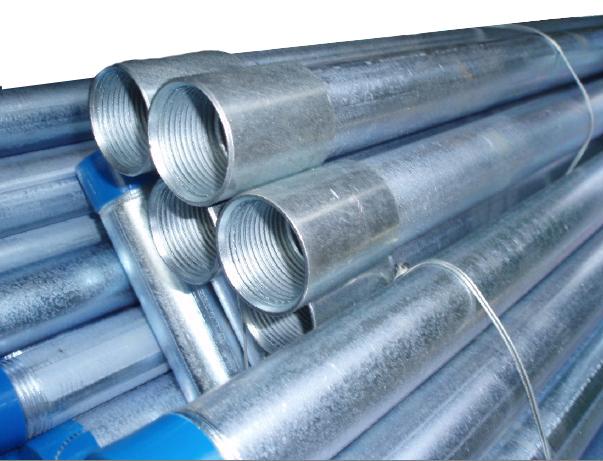 Impianti acciaio zincato